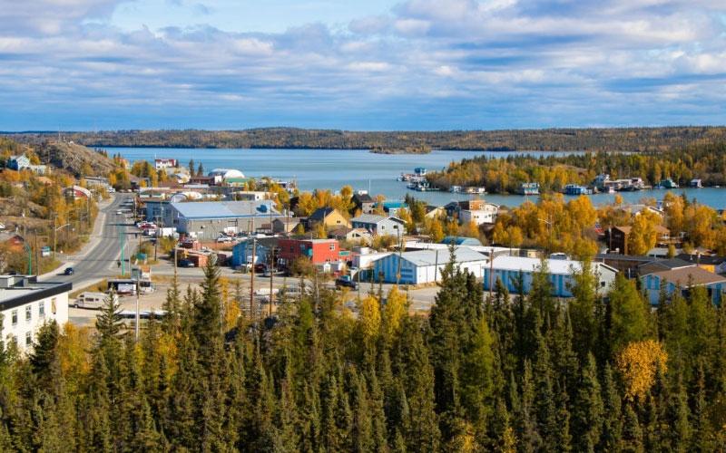Giới thiệu tỉnh bang Northwest Territories