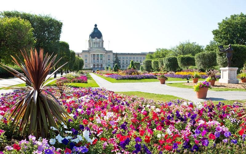 Giới thiệu tỉnh bang Saskatchewan