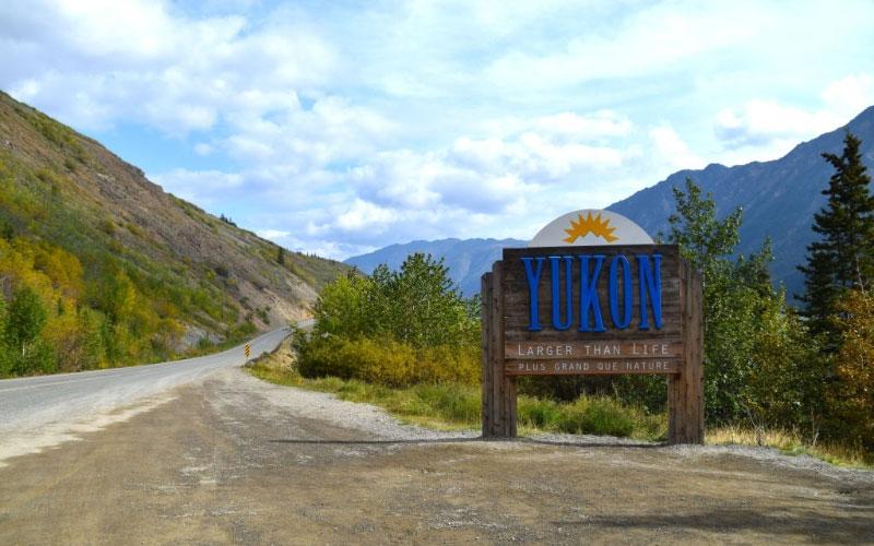Giới thiệu tỉnh bang Yukon
