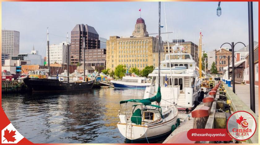 Chương trình đề cử tỉnh bang Nova Scotia (NSNP) công bố kết quả ngày 1122020 2