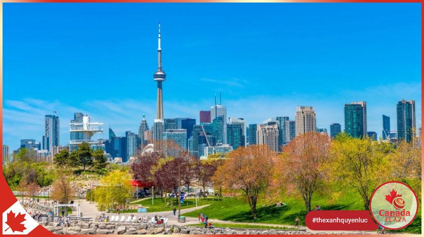 Chương trình đề cử tỉnh bang Ontario (OINP) phân bổ số lượng nhập cư 1