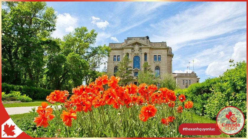 Chương trình đề cử tỉnh bang Saskatchewan (SINP) cộng thêm điểm cho ứng viên nói song ngữ