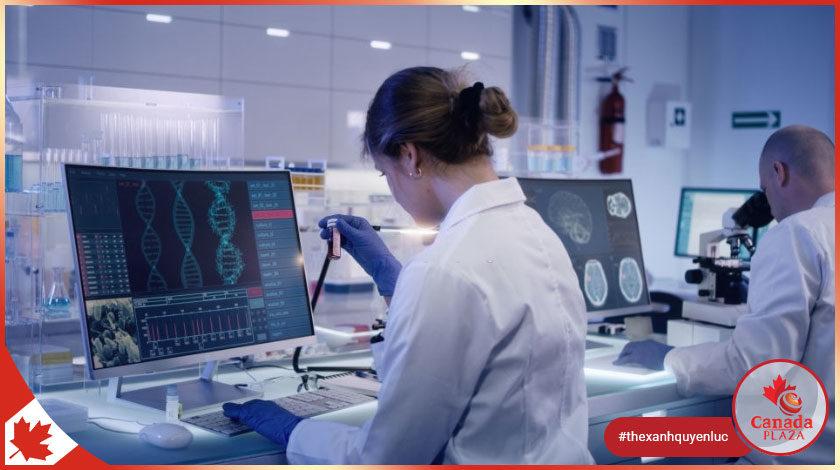 Việc làm Canada - Kỹ sư tin sinh học - Bioinformatician 1