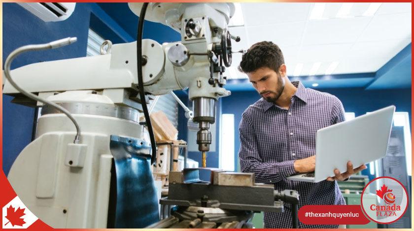 Việc làm Canada - Kỹ sư cơ khí - Mechanical Engineer 1
