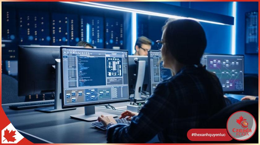 Việc làm Canada - Kỹ sư phát triển phần mềm - Software Developer 1