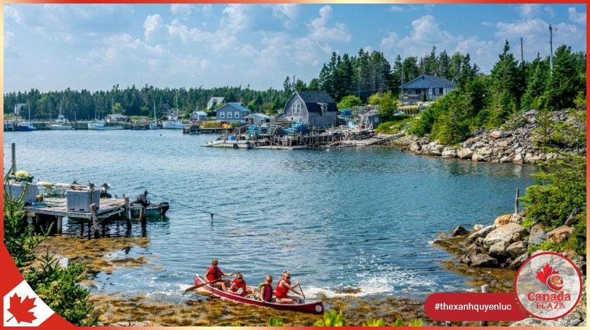 Chương trình đề cử tỉnh bang Nova Scotia (NSNP) công bố kết quả ngày 1912021 2