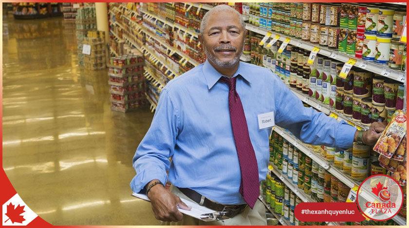 Việc làm tại Canada Giám sát bán lẻ (Retail Supervisor)