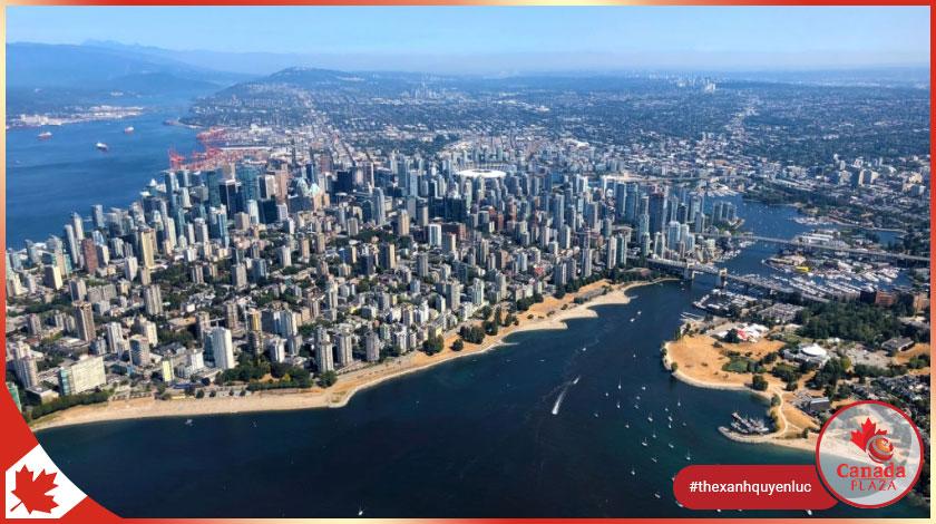 Địa điểm yêu thích của người nhập cư Canada năm 2020 2