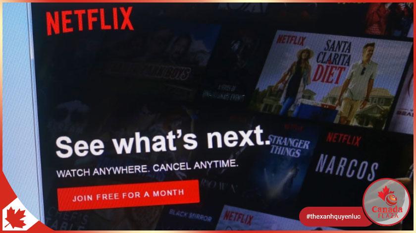 Netflix mở văn phòng tại Canada 2