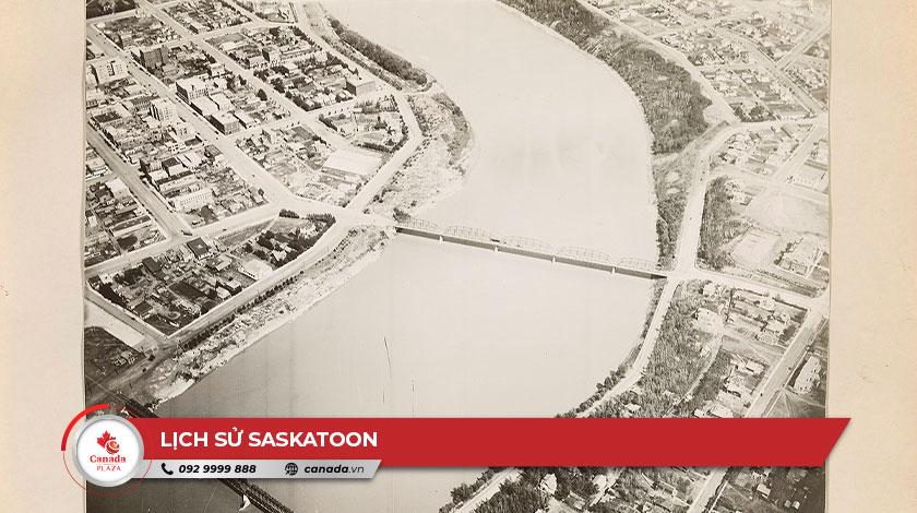 Lịch sử Saskatoon