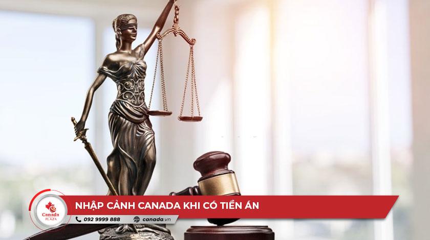 Một số câu hỏi thường gặp về việc nhập cảnh Canada khi có tiền án