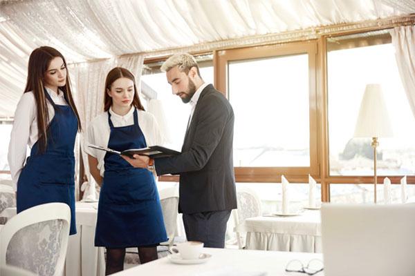 Giám sát nhà hàng
