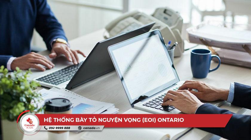 Hệ thống bày tỏ nguyện vọng (EOI) Ontario