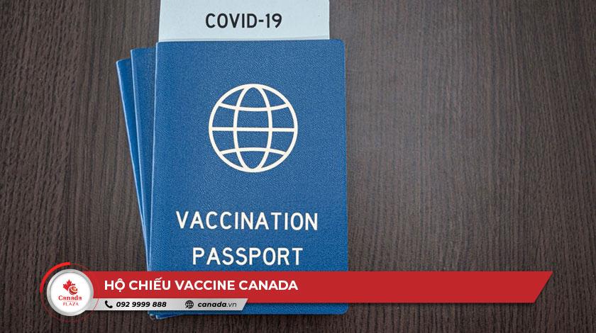 Hộ chiếu vaccine Canada