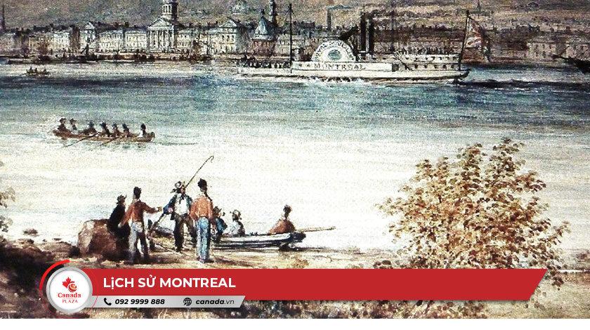 Lịch sử Montreal