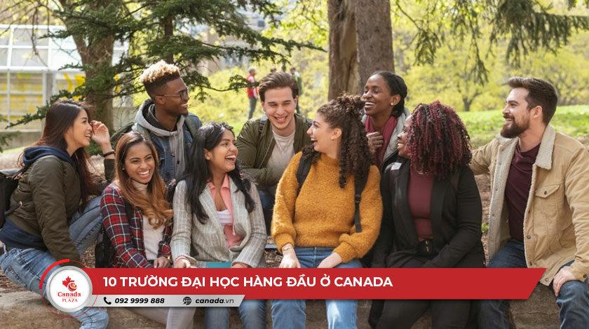 10 trường đại học hàng đầu ở Canada