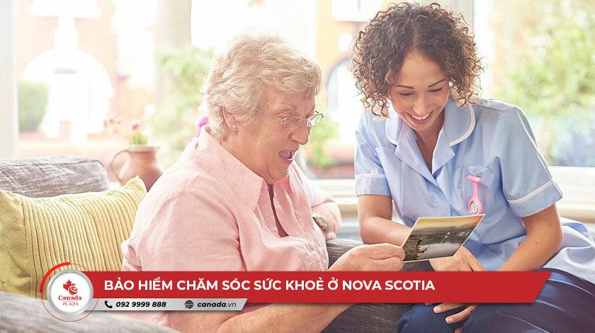 Bảo hiểm chăm sóc sức khoẻ ở Nova Scotia