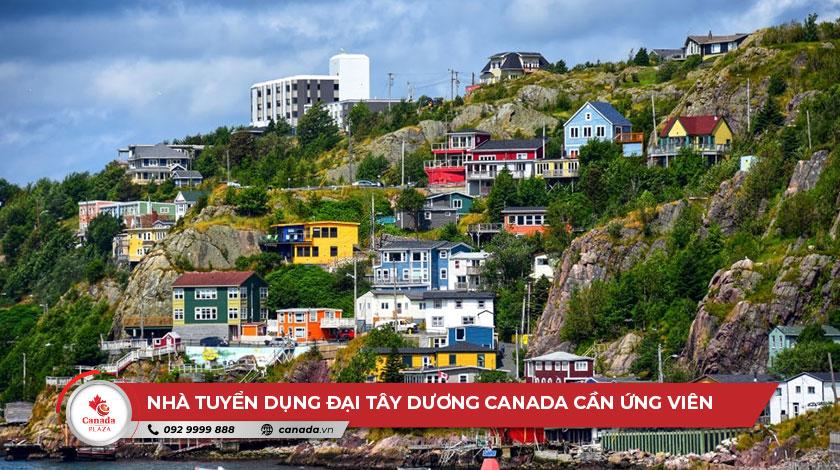 Các nhà tuyển dụng khu vực Đại Tây Dương Canada cần nhiều ứng viên sau đại dịch