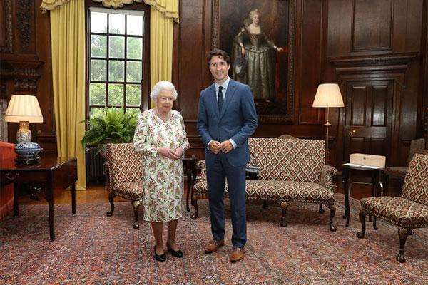 Chính trị Canada