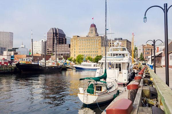 Đầu tư định cư Nova Scotia