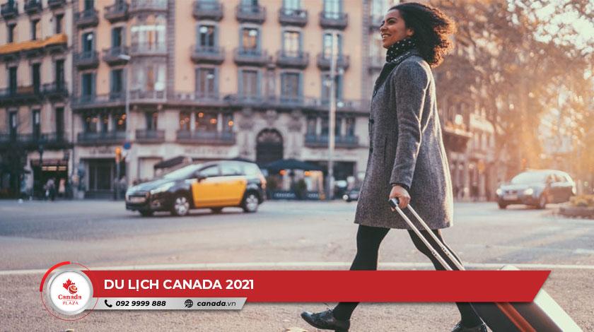 Du lịch Canada 2021