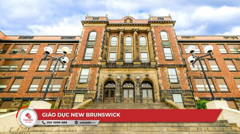 Giáo dục New Brunswick