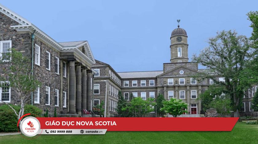 Giáo dục Nova Scotia 2