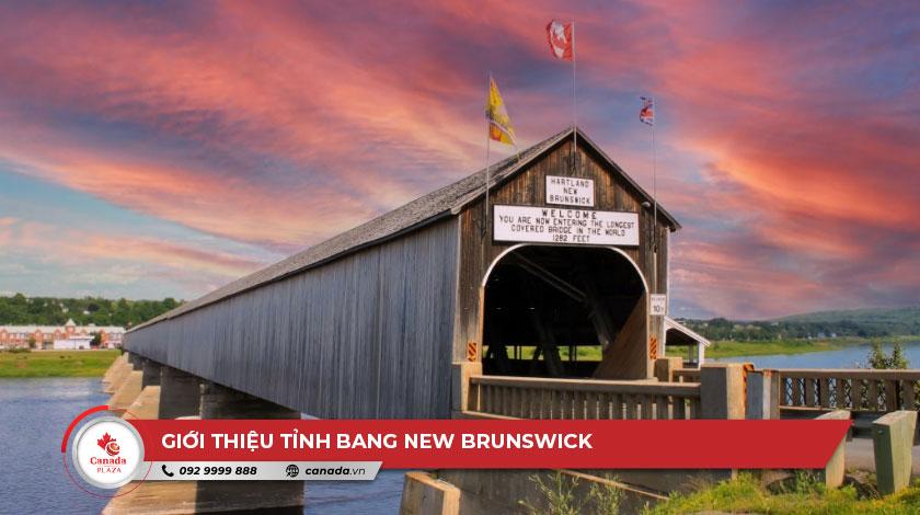 Giới thiệu tỉnh bang New Brunswick 1