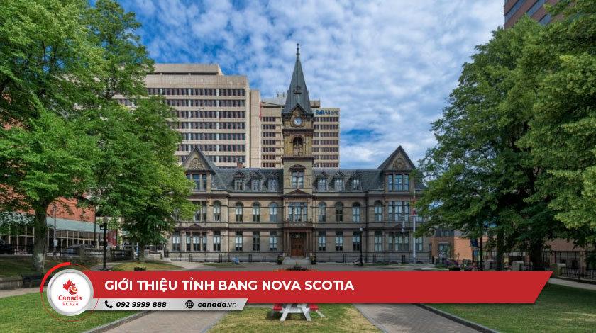 Giới thiệu tỉnh bang Nova Scotia 4