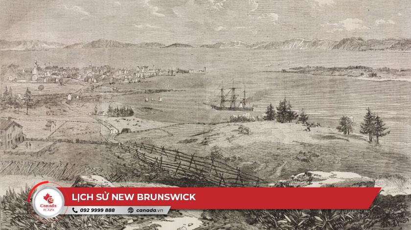 Lịch sử New Brunswick 1