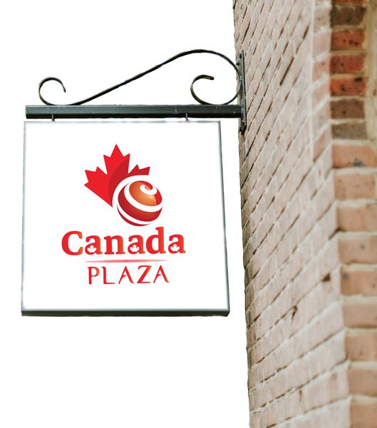 Liên hệ - Canada Plaza