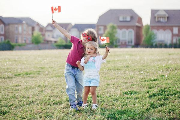 Nhân khẩu học Canada