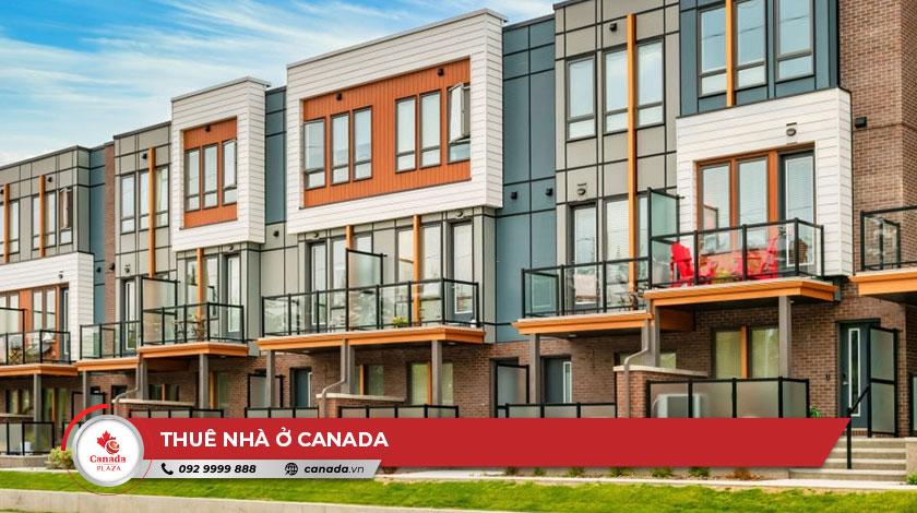 Thuê nhà ở Canada