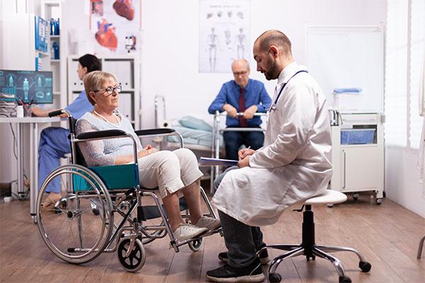 Bác sỹ vật lý trị liệu - Job
