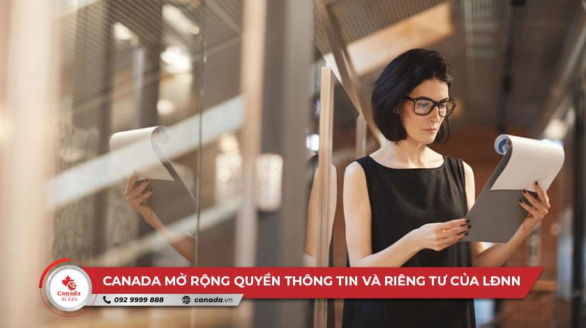 Canada mở rộng quyền thông tin và quyền riêng tư của lao động nước ngoài