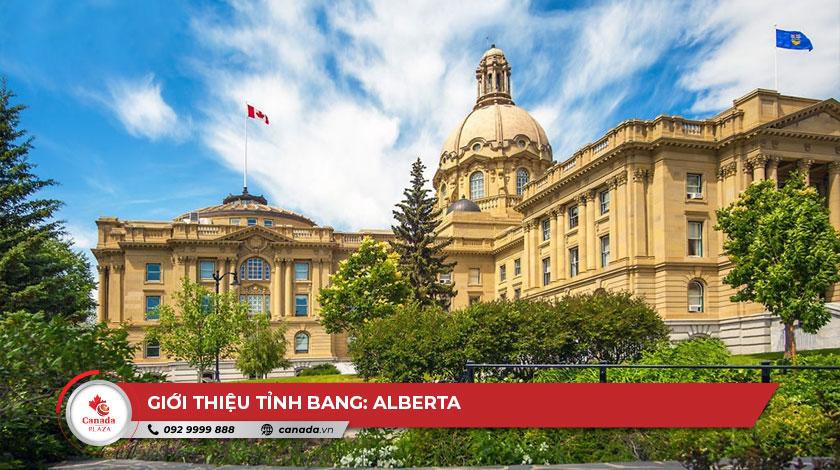 Giới thiệu tỉnh bang Alberta 1