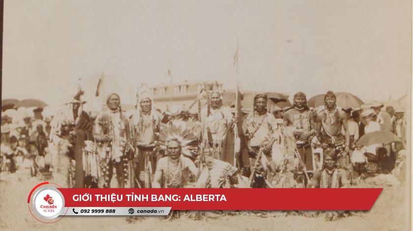Giới thiệu tỉnh bang Alberta 2