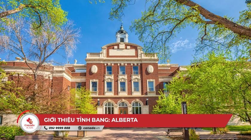 Giới thiệu tỉnh bang Alberta 4