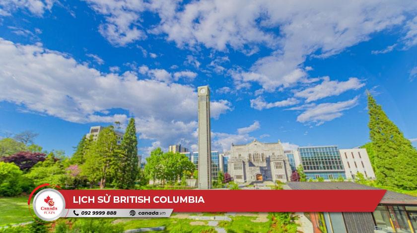 Giới thiệu tỉnh bang British Columbia 2