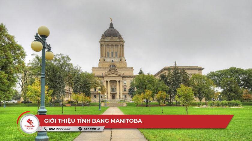 Giới thiệu tỉnh bang Manitoba 2