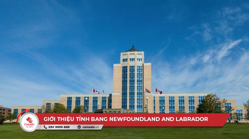 Giới thiệu tỉnh bang Newfoundland and Labrador 3
