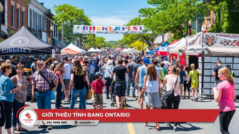 Giới thiệu tỉnh bang Ontario 3