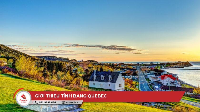 Giới thiệu tỉnh bang Quebec 1