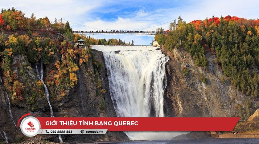 Giới thiệu tỉnh bang Quebec 2
