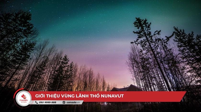 Giới thiệu vùng lãnh thổ Nunavut 2