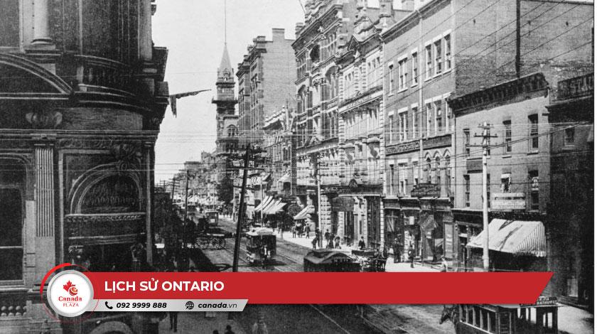 Lịch sử Ontario 1