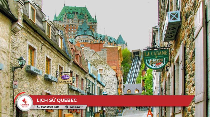 Lịch sử Quebec 0