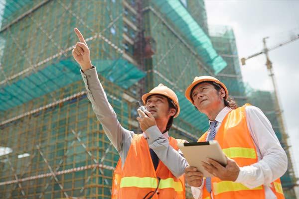 Quản lý xây dựng - Job