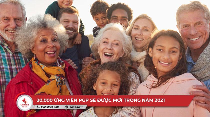 30.000 ứng viên PGP sẽ được mời trong năm 2021