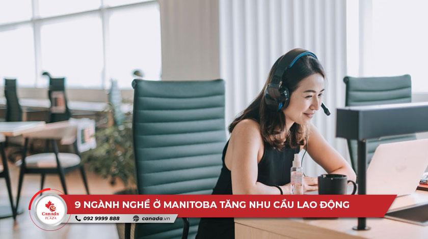 9 ngành nghề ở Manitoba tăng nhu cầu lao động do đại dịch